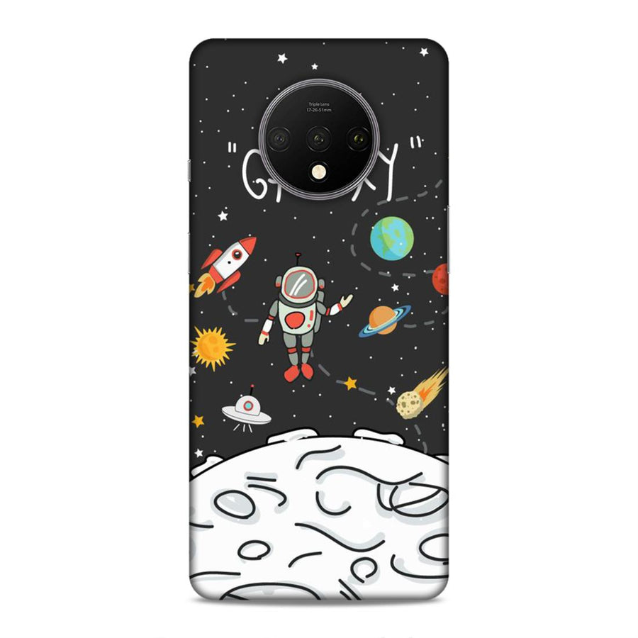 Soft Silicon Case,Phone Cases,Oneplus Phone Cases,Oneplus 7t Soft Case,Space