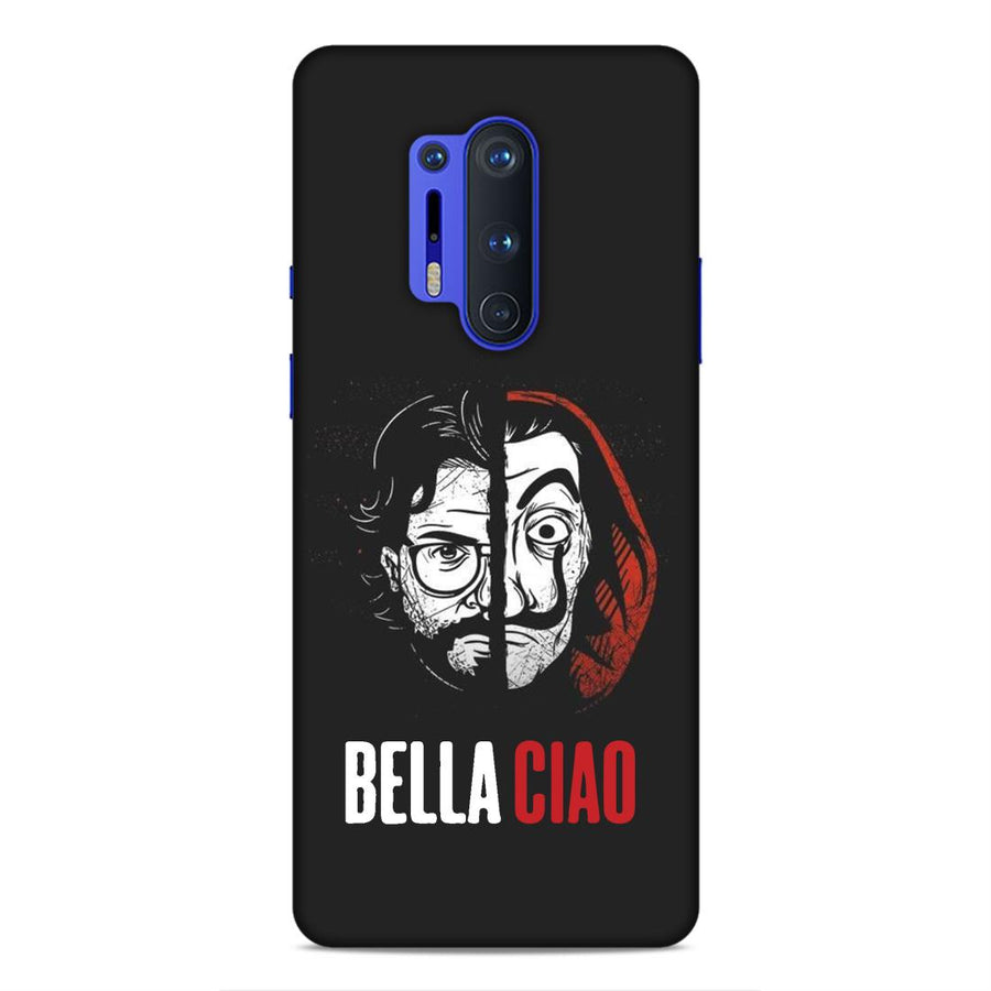 Money Heist Oneplus 8 Pro Printed Mobile Cover cx930