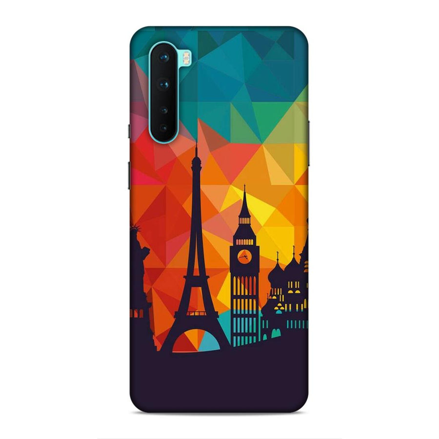 Skylines Oneplus Nord Mobile Back Cover cx656