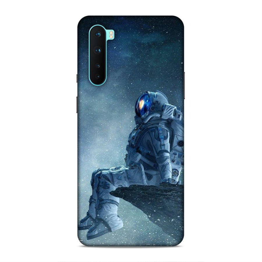 Space Oneplus Nord Mobile Back Cover cx864