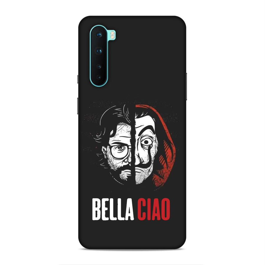 Money Heist Oneplus Nord Mobile Back Cover cx930