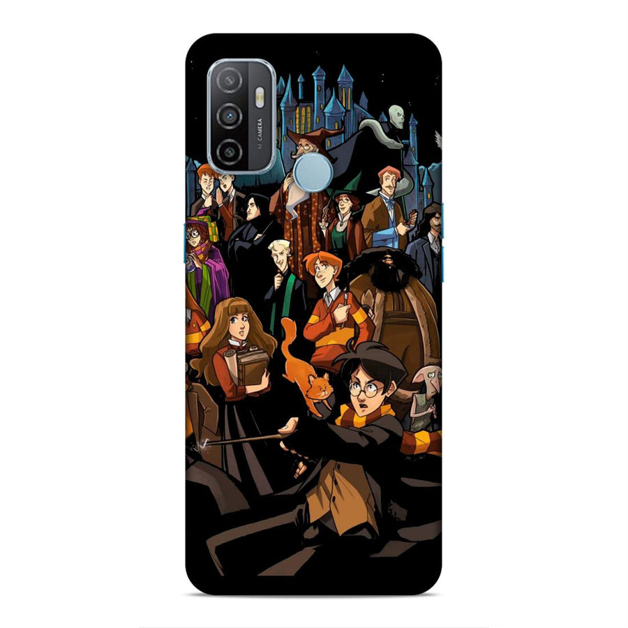 Phone Cases,Oppo Phone Cases,Oppo A53,Harry Potter