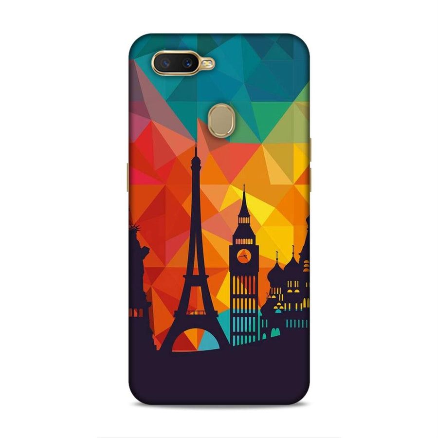 Phone Cases,Oppo Phone Cases,Oppo A7,Skylines