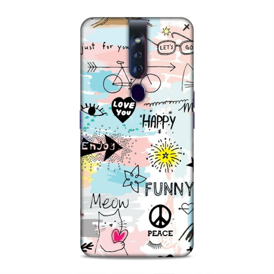 Phone Cases,Oppo Phone Cases,Oppo F11 Pro,Girl Collections