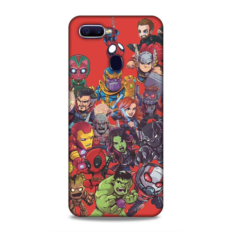 Phone Cases,Oppo Phone Cases,Oppo F9 Pro,Superheroes
