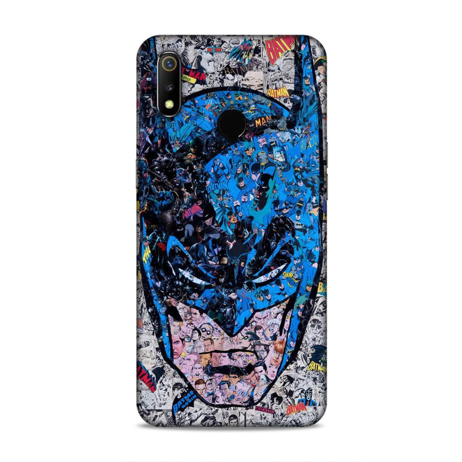 Phone Cases,Oppo Phone Cases,Real Me 3,Batman