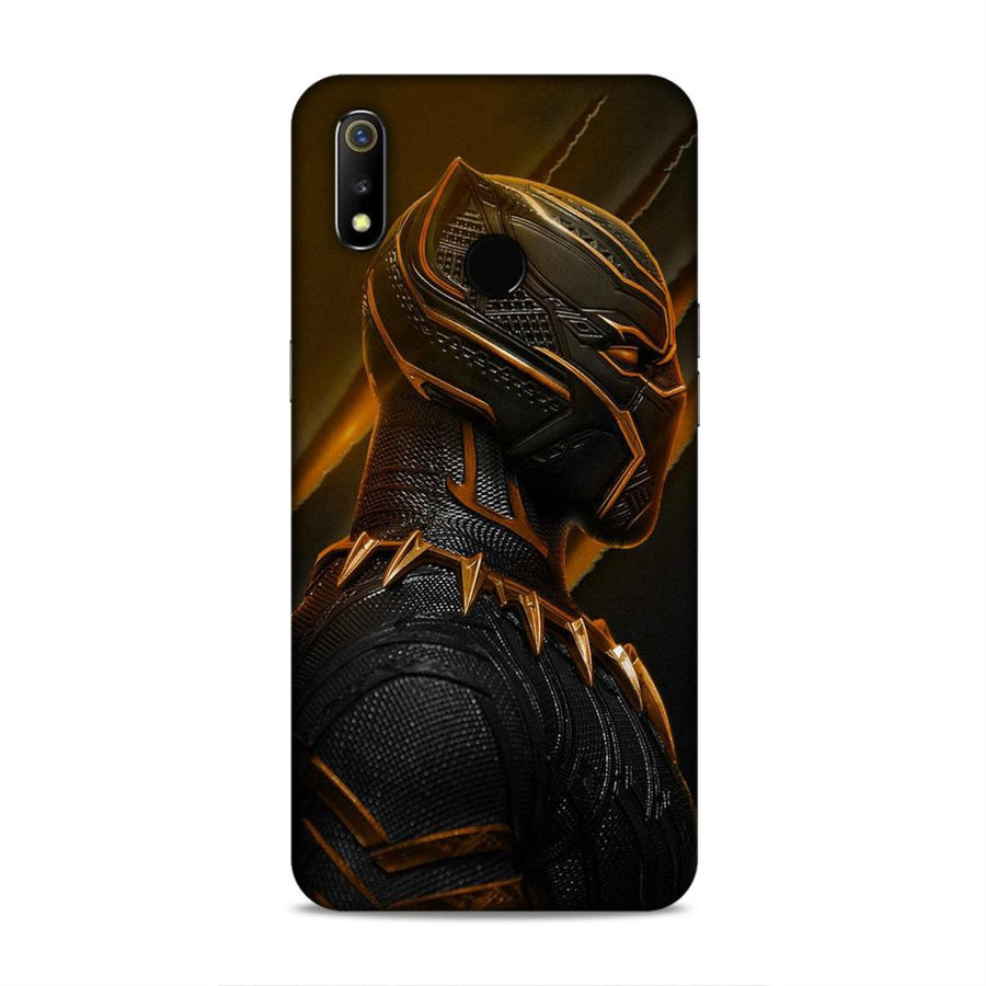 Phone Cases,Oppo Phone Cases,Real Me 3,Black Penther