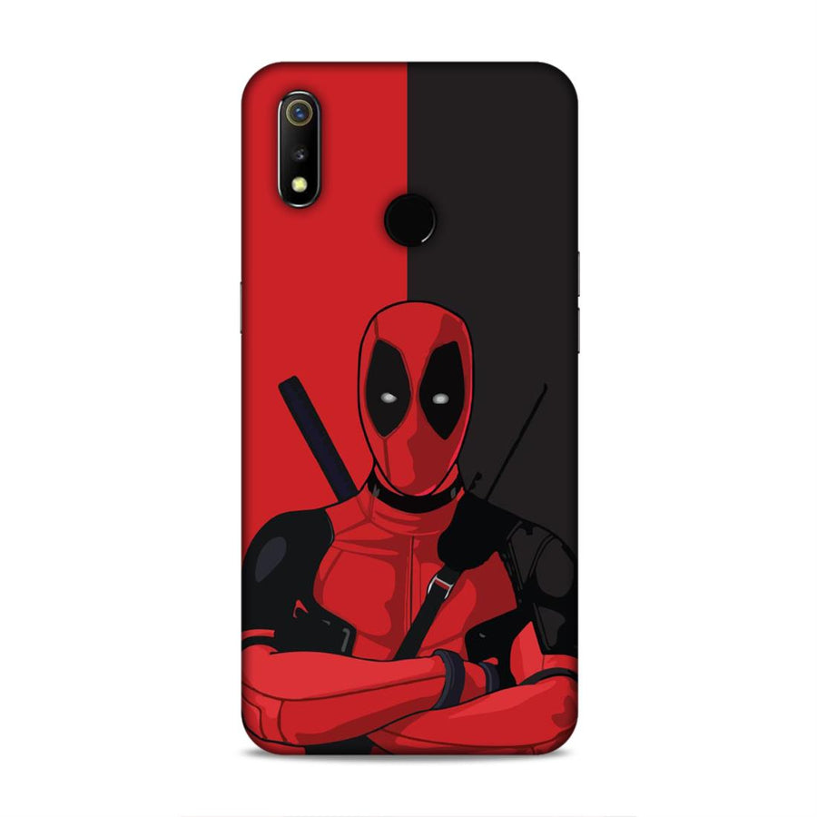 Phone Cases,Oppo Phone Cases,Real Me 3,Deadpool