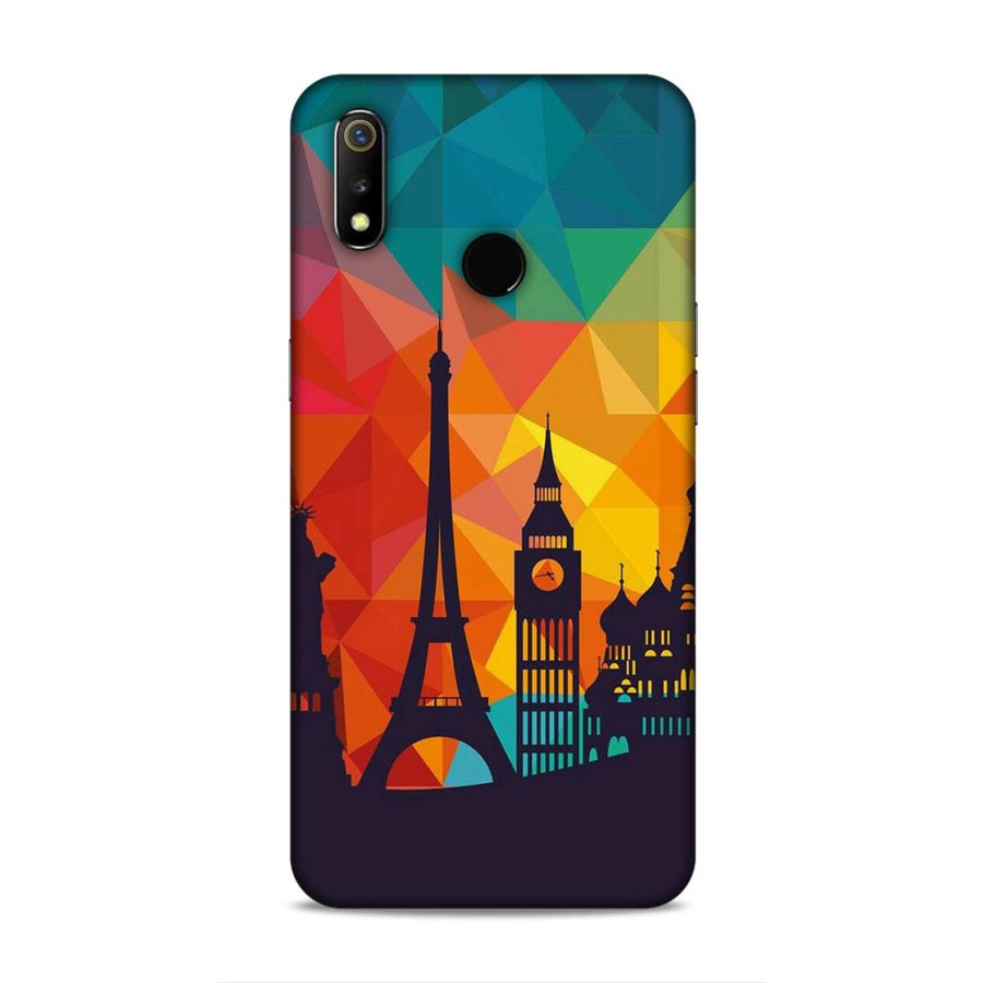 Phone Cases,Oppo Phone Cases,Real Me 3,Skylines
