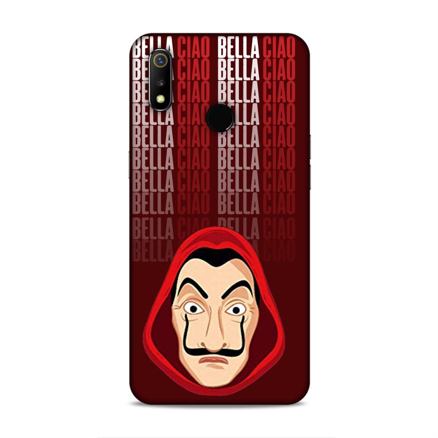 Soft Phone Case,Phone Cases,Real Me Phone Cases,Real Me 3 Pro Soft Case,Money Heist