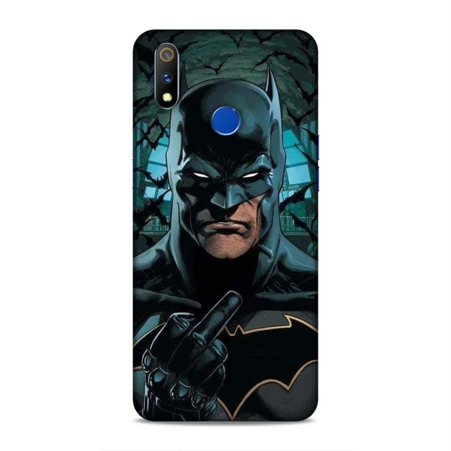 Batman Real Me 3 Pro Mobile Back Cover nx255