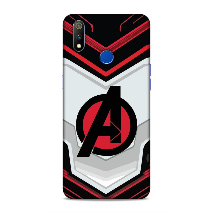 Avengers Real Me 3 Pro Mobile Back Cover Nx681