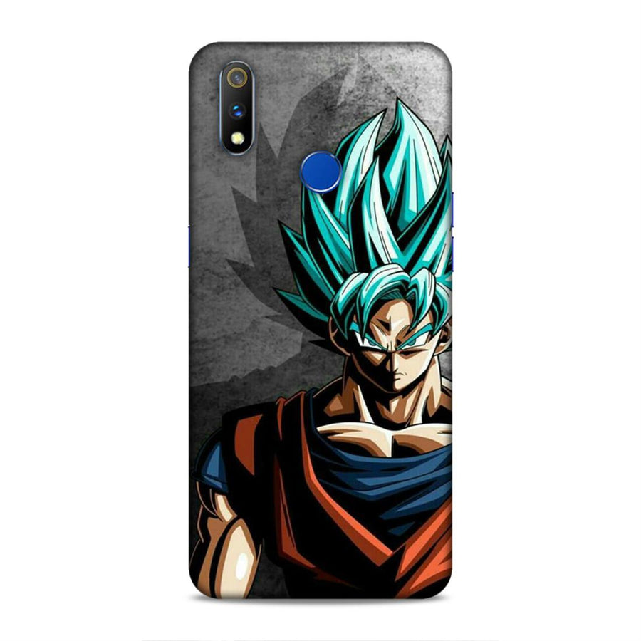 Goku  Real Me 3 Pro Mobile Back Cover nx85