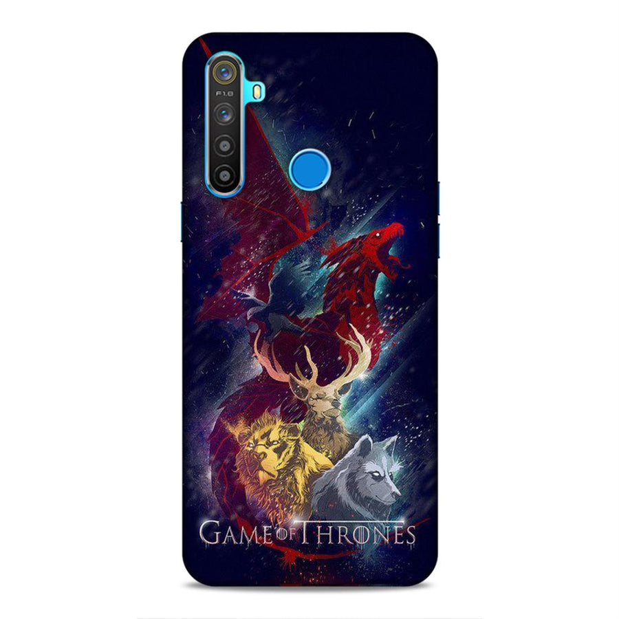 Phone Cases,Oppo Phone Cases,Real Me 5,Game Of Thrones