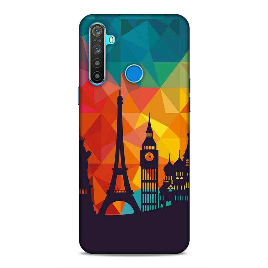 Phone Cases,Oppo Phone Cases,Real Me 5,Skylines