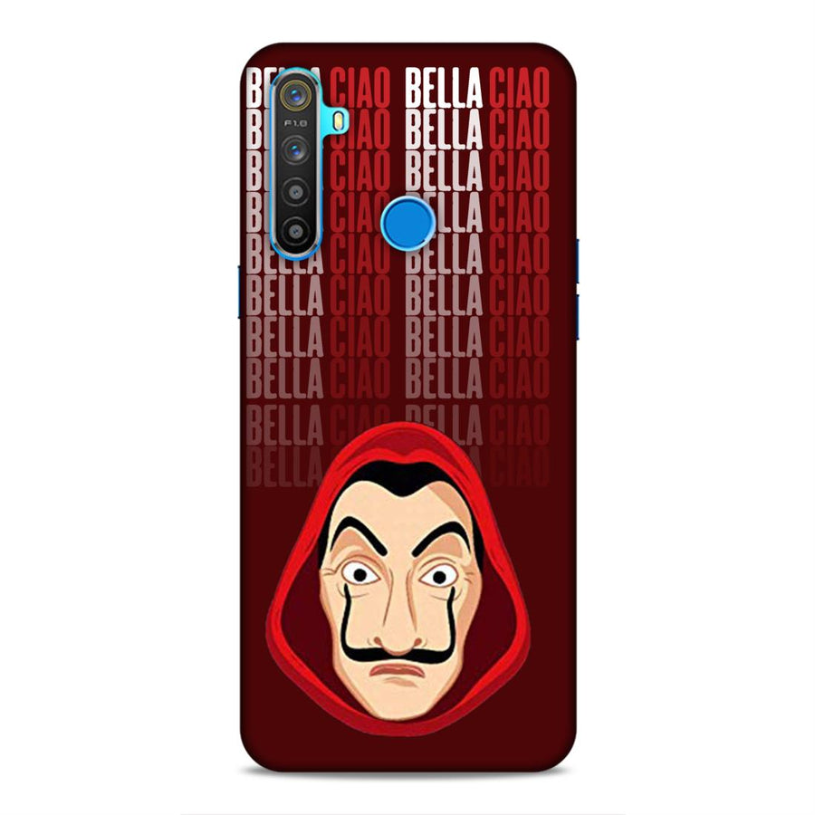 Phone Cases,Oppo Phone Cases,Real Me 5,Money Heist