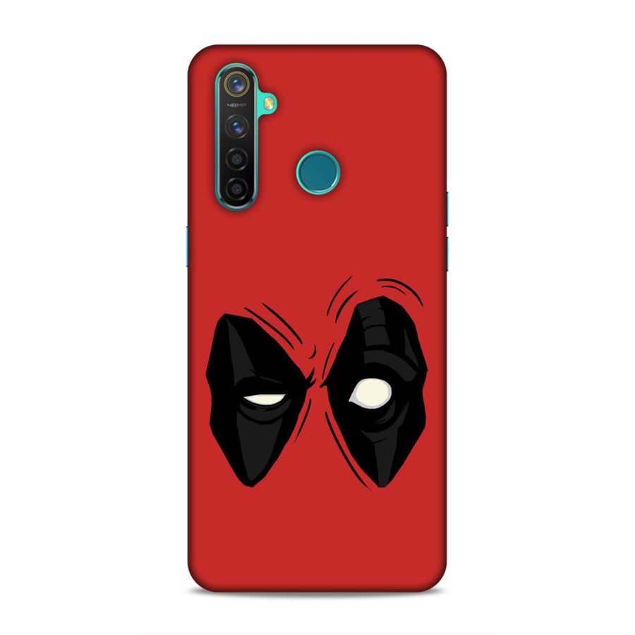 Phone Cases,Oppo Phone Cases,Real Me 5 Pro,Deadpool