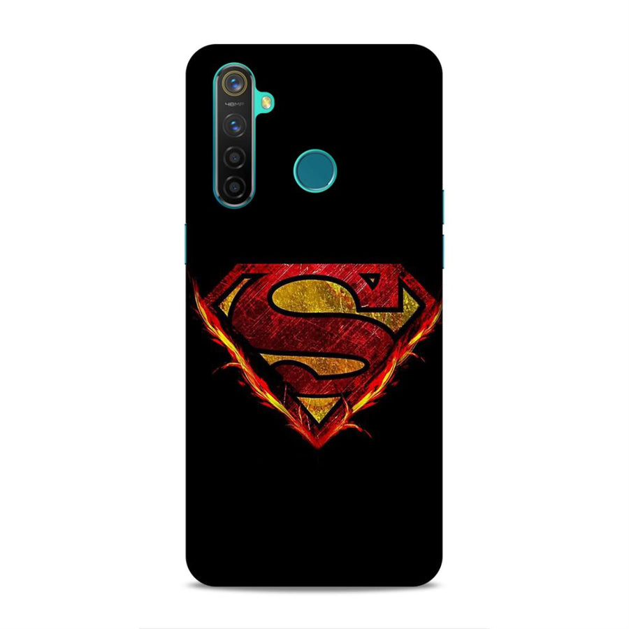Phone Cases,Oppo Phone Cases,Real Me 5 Pro,Super Man