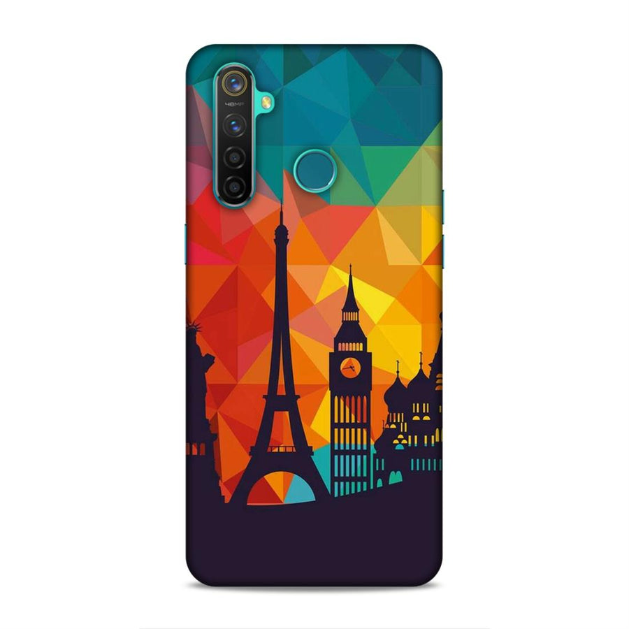 Phone Cases,Oppo Phone Cases,Real Me 5 Pro,Skylines