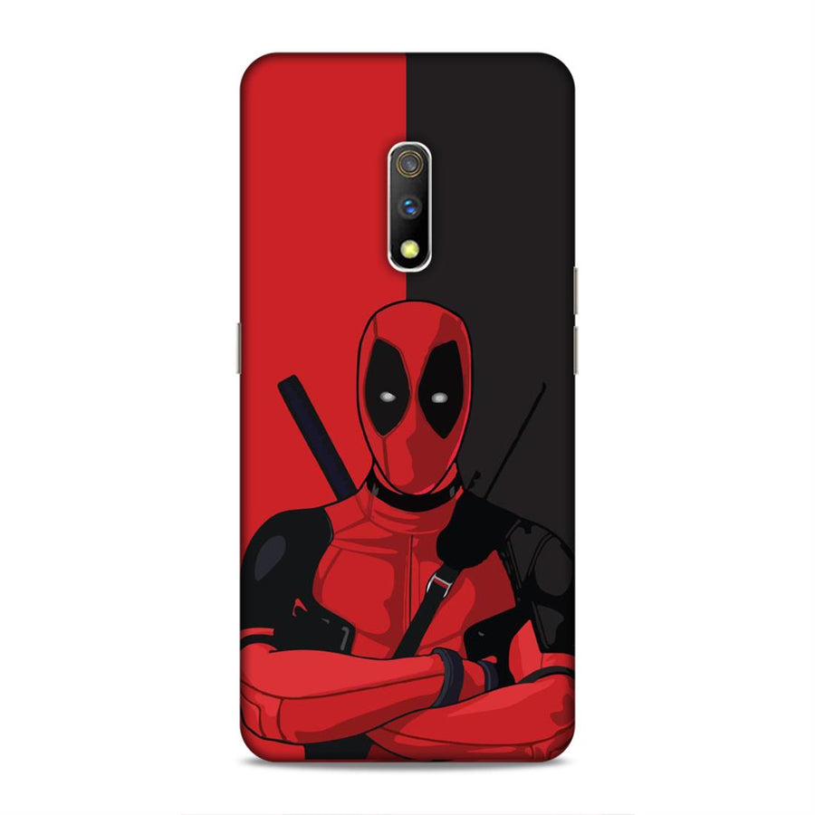 Phone Cases,Oppo Phone Cases,Oppo Real Me X,Deadpool