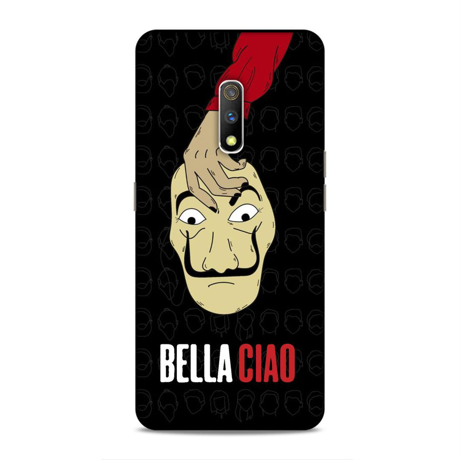 Phone Cases,Oppo Phone Cases,Oppo Real Me X,Money Heist