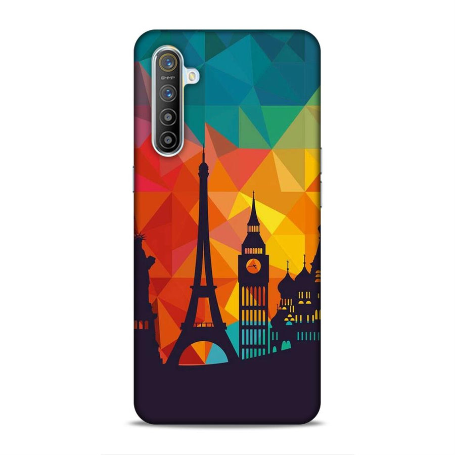 Phone Cases,Oppo Phone Cases,Real Me Xt,Skylines