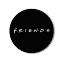 FRIENDS Printed Pop Snap Grip