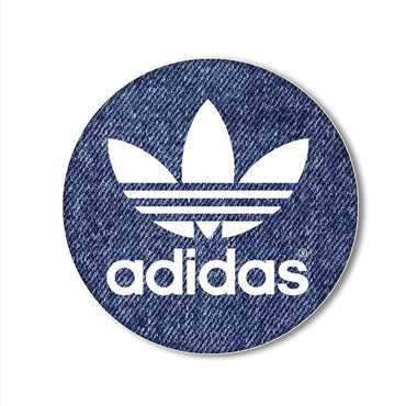Adidas-Denim Printed Pop Snap Grip
