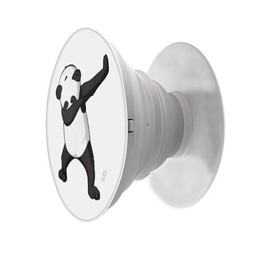 Panda Dab Printed Pop Snap Grip