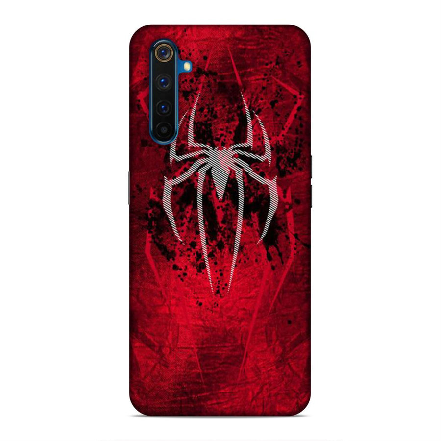 Avengers Real Me 6 Mobile Back Cover cx769