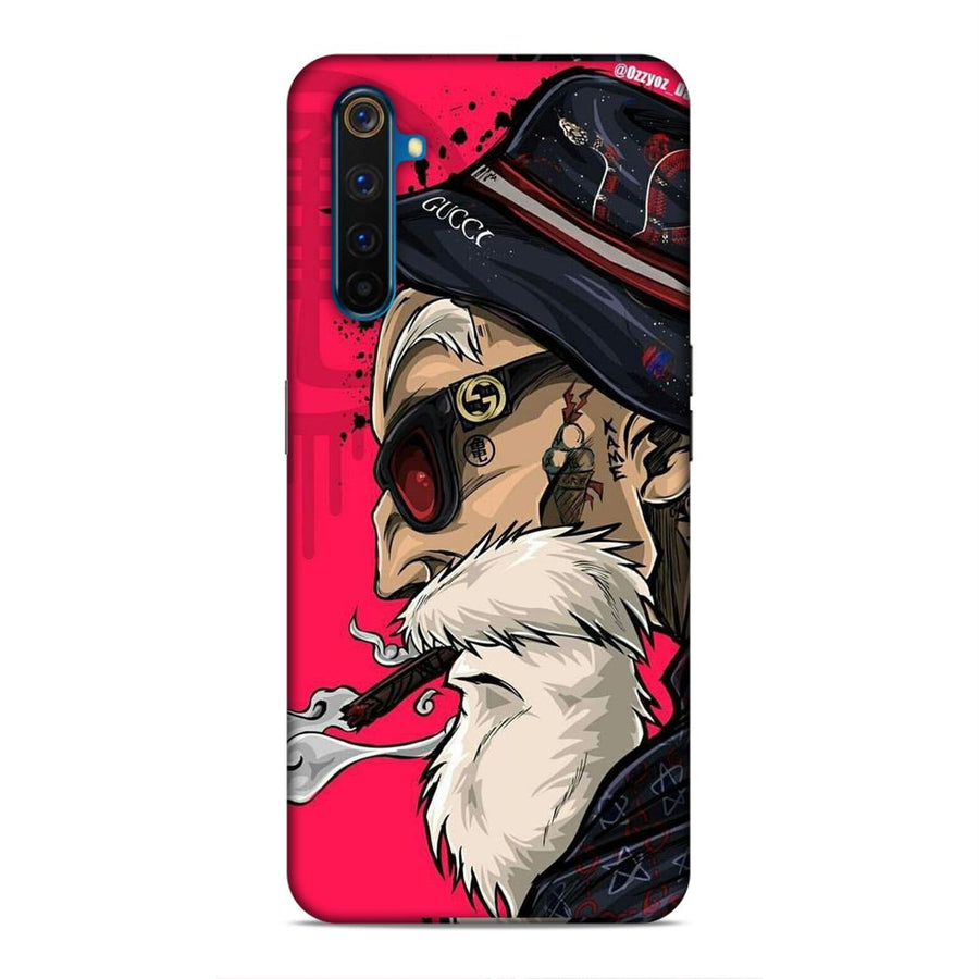 Beard Real Me 6 Pro Mobile Back Cover cx376
