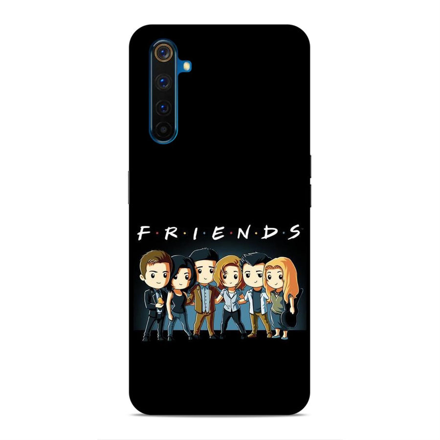 Friends Real Me 6 Pro Mobile Back Cover cx609