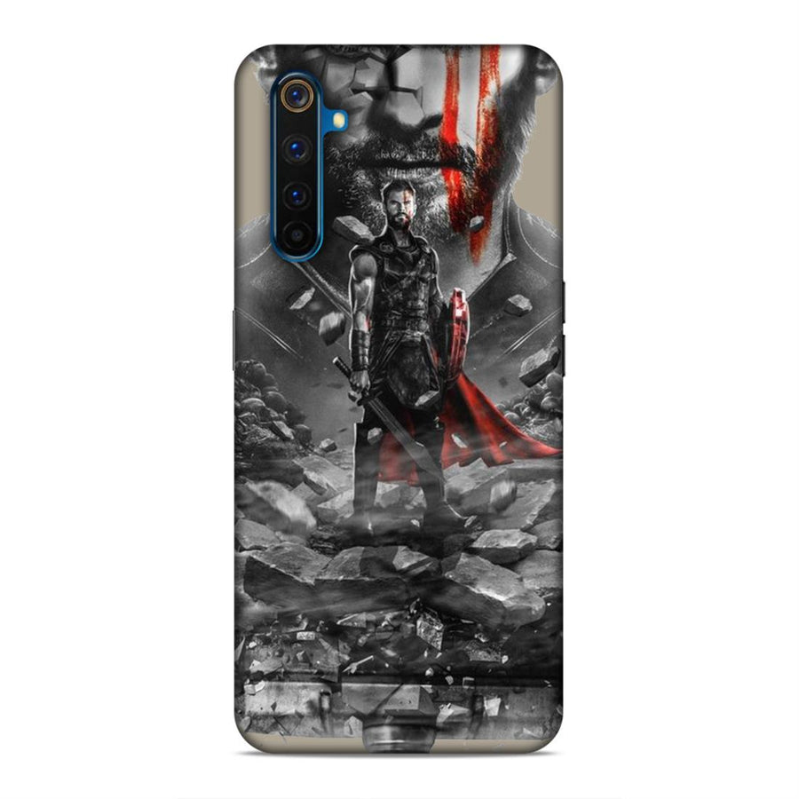 Thor  Real Me 6 Pro Mobile Back Cover cx763