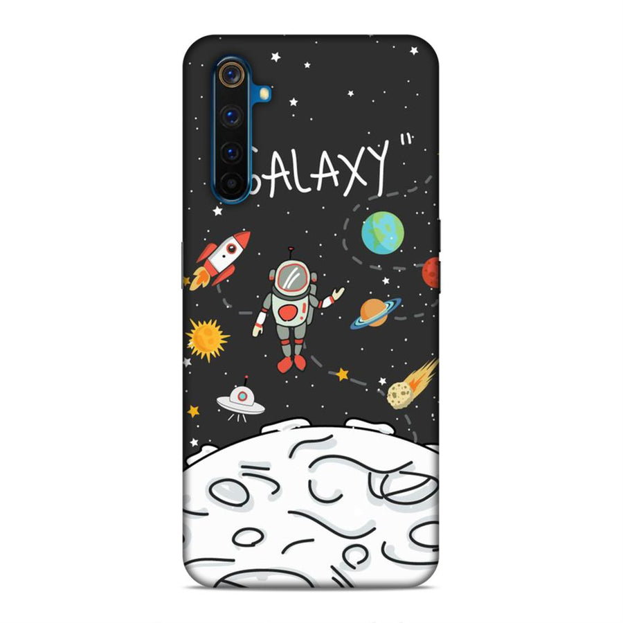 Soft Phone Case,Phone Cases,Real Me Phone Cases,Real Me 6 Soft Case,Space