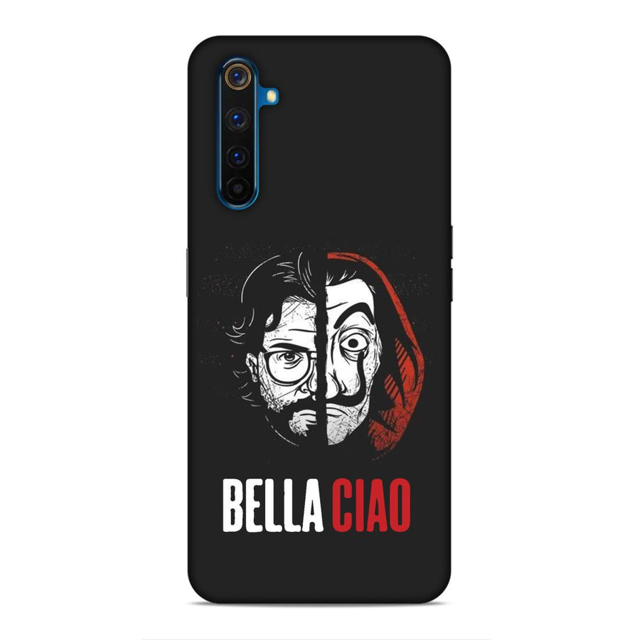 Money Heist Real Me 6 Pro Mobile Back Cover cx930