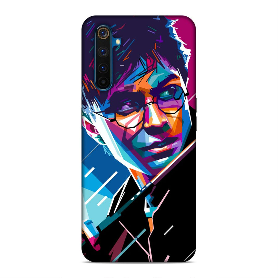 Harry Potter Real Me 6 Pro Mobile Back Cover nx945