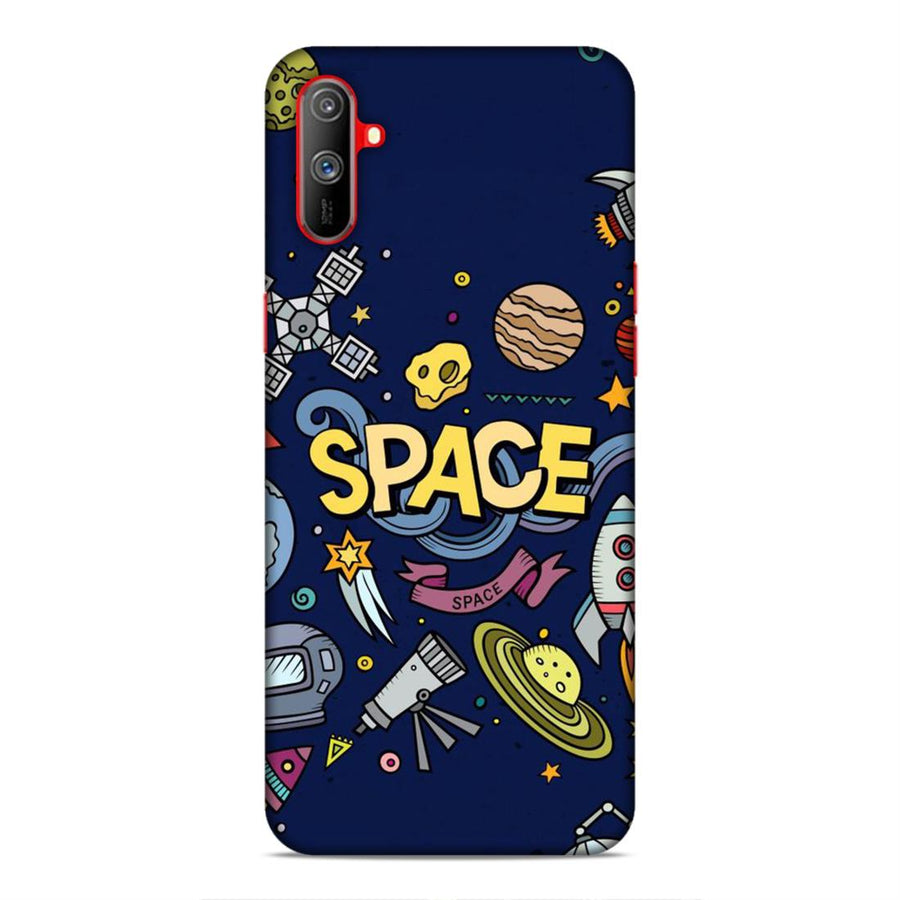 Phone Cases,Realme Phone Cases,Realme C3,Space