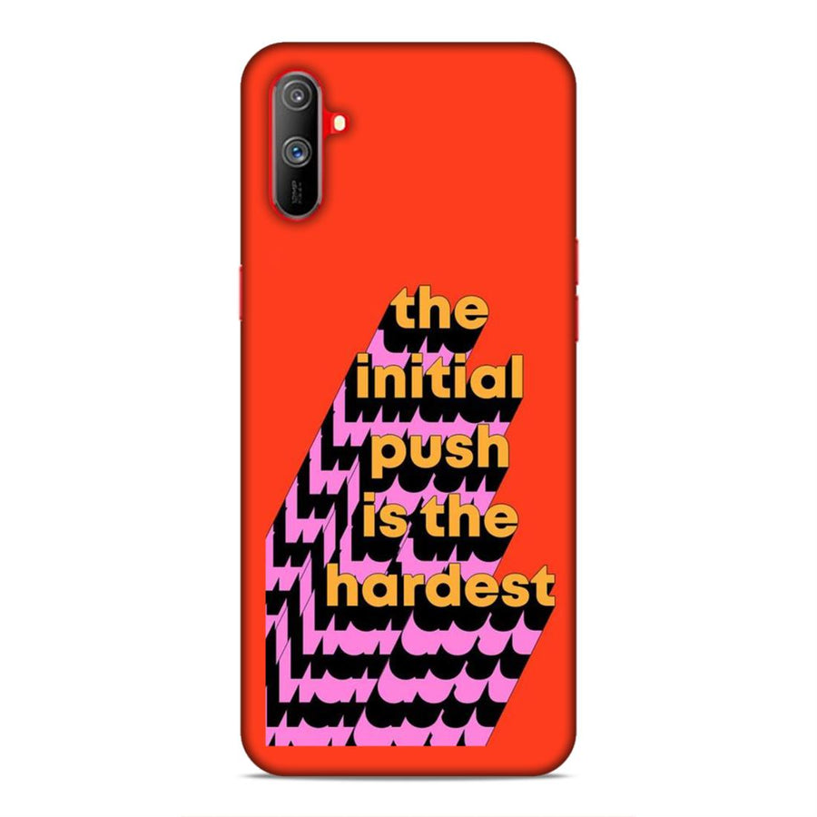 Phone Cases,Realme Phone Cases,Realme C3,Typography