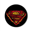 Superman Printed Pop Snap Grip