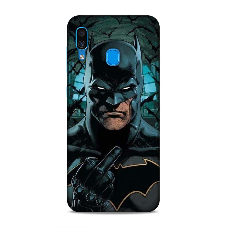 Batman Samsung A30 Mobile Back Cover nx255