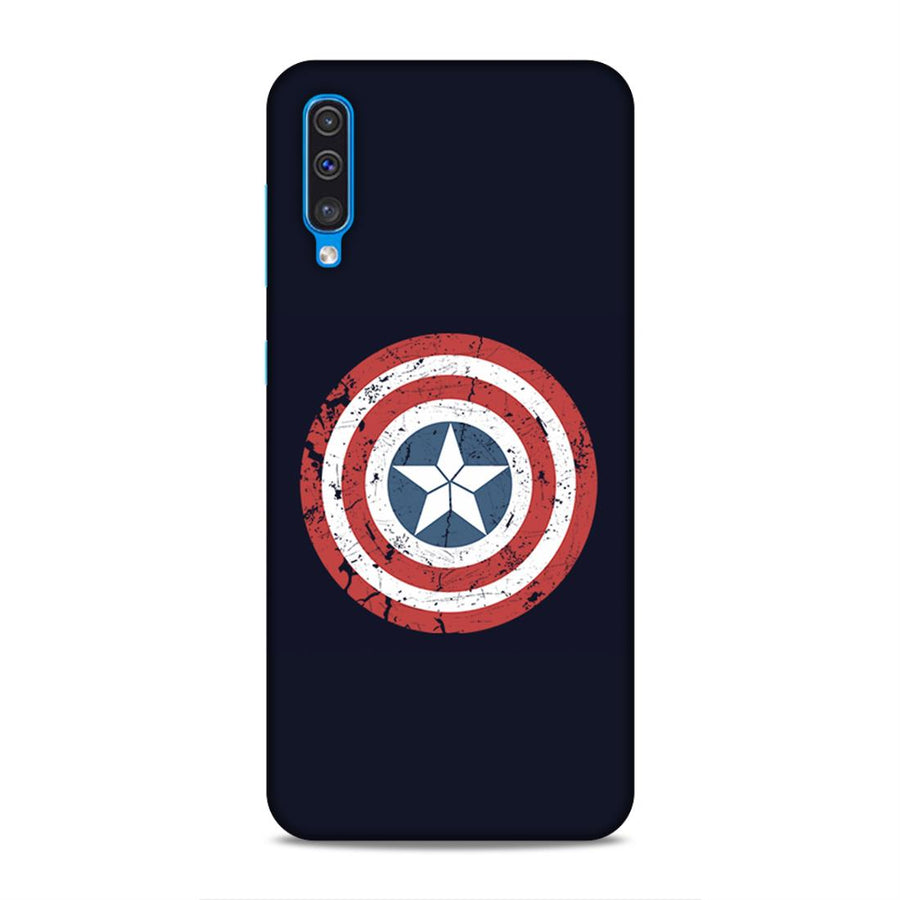 Captain America Samsung A50 Mobile Back Cover nx280