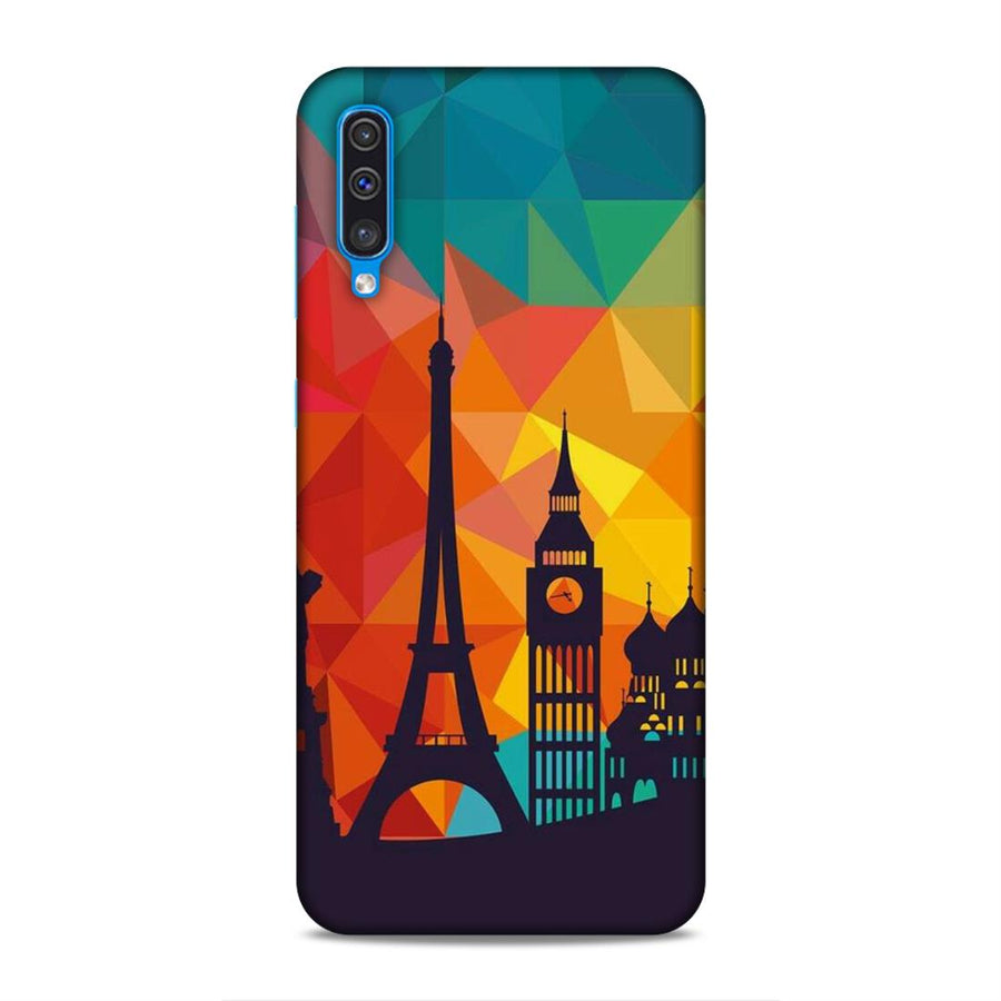 Skylines Samsung A50 Mobile Back Cover nx656