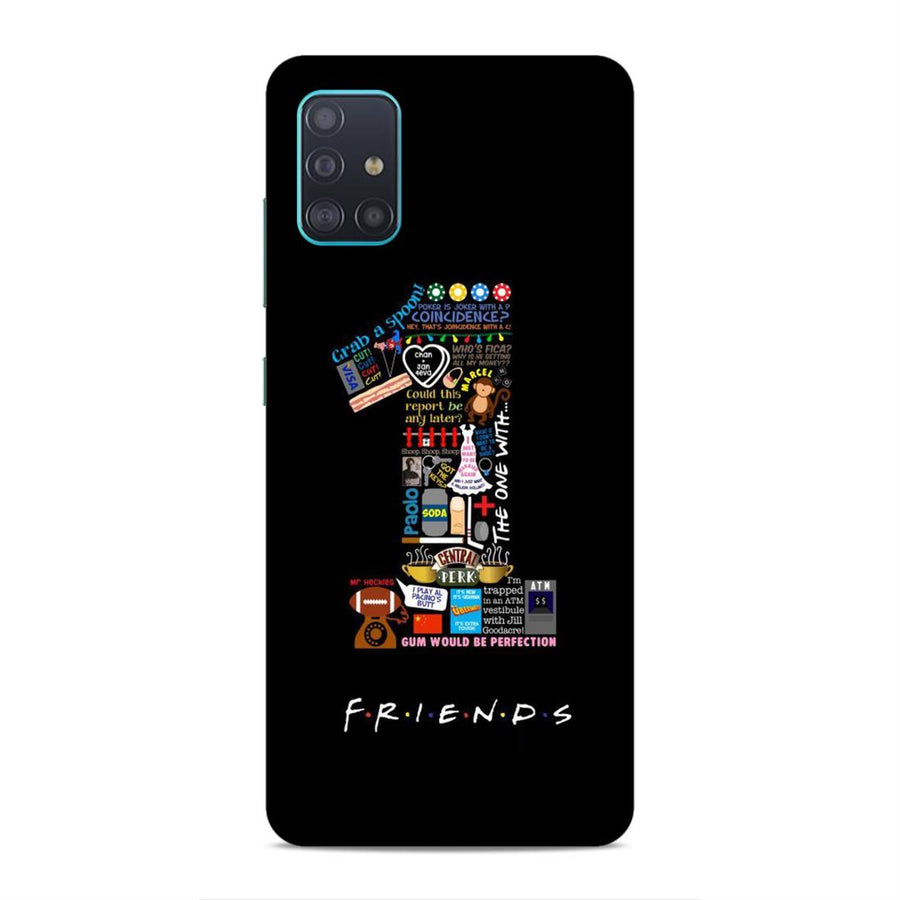 Soft Phone Case,Phone Cases,Real Me Phone Cases,Samsung A51 Soft Case,Friends