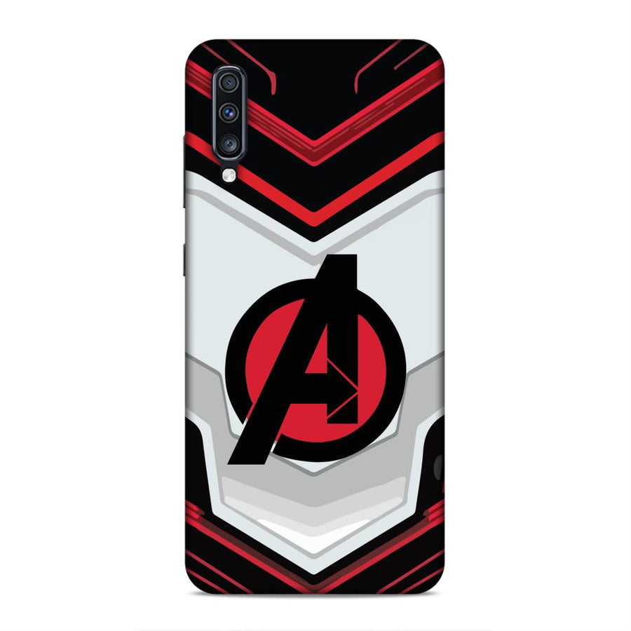 Avengers Samsung A70 Mobile Back Cover Nx681