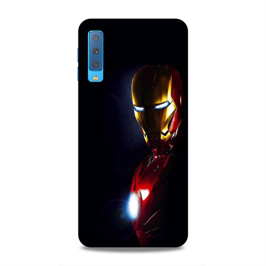 Phone Cases,Samsung Phone Cases,A7 2018,Iron Man