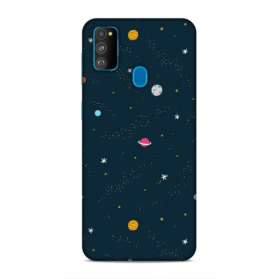 Space Samsung M30s Mobile Back Cover nx409