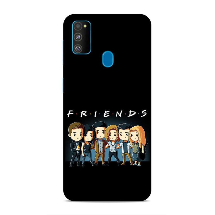 Friends Samsung M30s Mobile Back Cover nx609