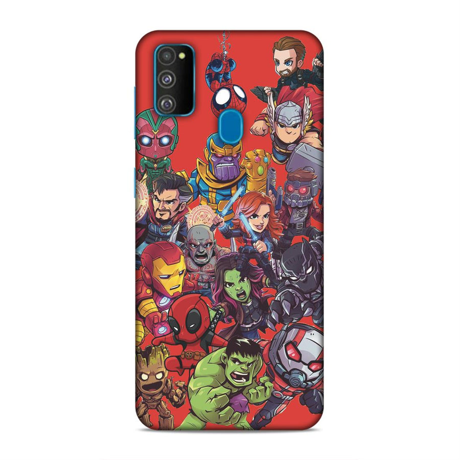 Phone Cases,Samsung Phone Cases,Samsung M30s,Superheroes