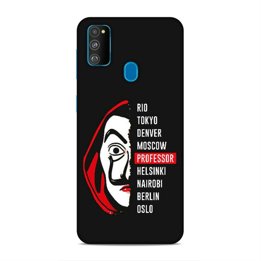 Phone Cases,Samsung Phone Cases,Samsung M30s,Money Heist
