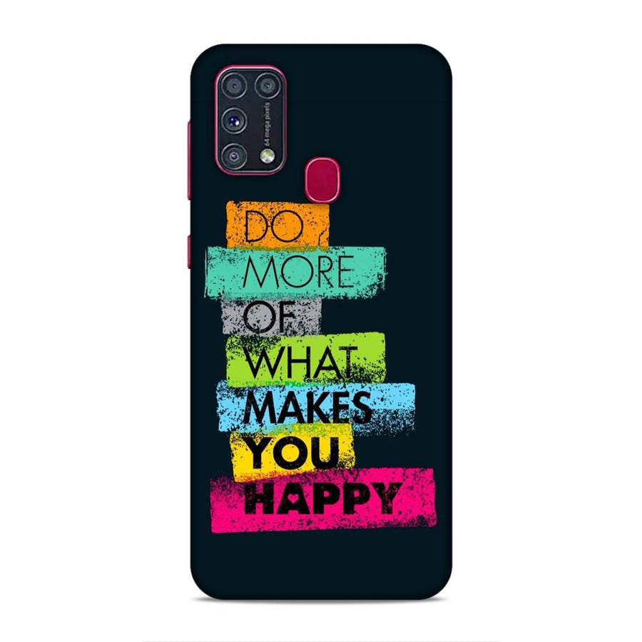 Phone Cases,Samsung Phone Cases,Samsung M31,Typography